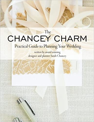 the chancey charm practical guide to planning your wedding simple