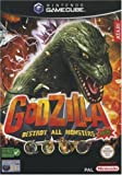 GODZILLA DESTRY ALL MONSTERS MELEE