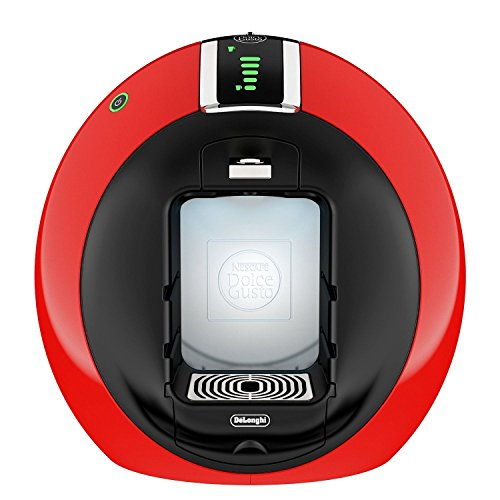 Red 15-Bar Pressure Multi-Beverage Single Serve Coffeemaker w Capsule Based System