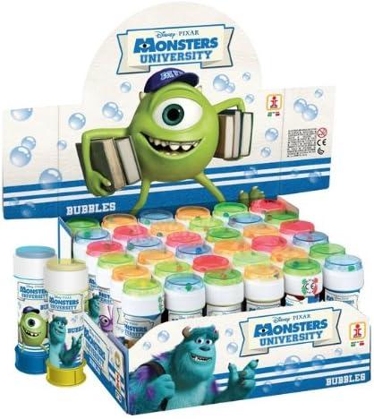 Dulcop - Monsters Inc. - Caja de 36 pomperos de 60 ml: Amazon.es: Juguetes y juegos