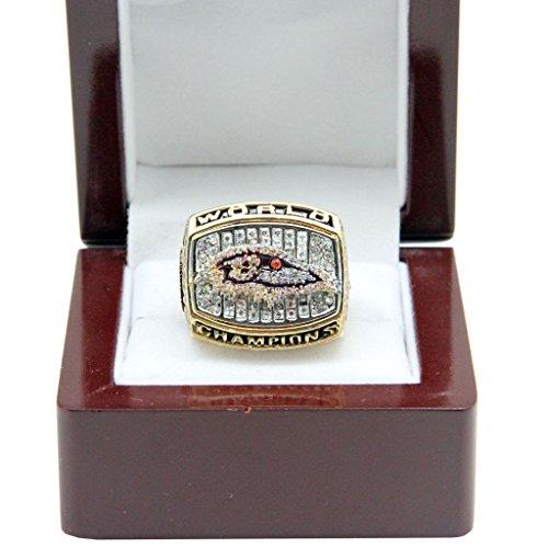 Baltimore Ravens 2000 Super Bowl Championship Rings Replica
