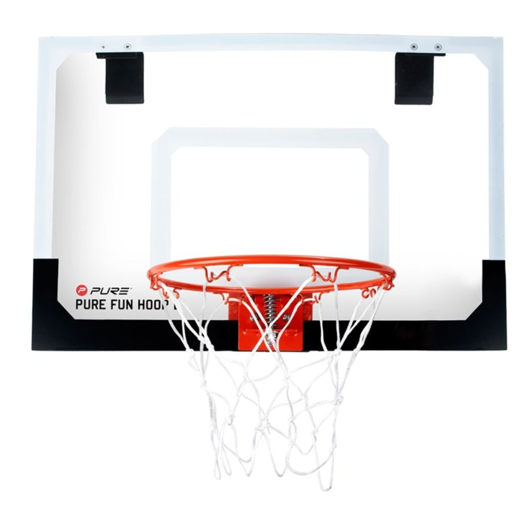 Pure2Improve Fun Hoops - Canasta de Baloncesto, Color Blanco ...