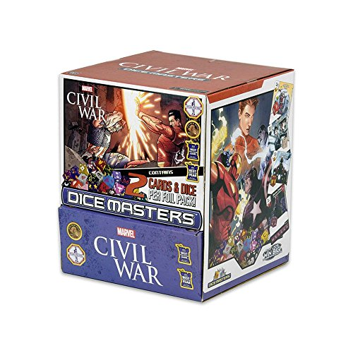 Civil War Gravity Feed - Marvel Dice Masters by Dice Masters