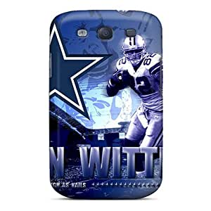 KimberleyBoyes Samsung Galaxy S3 Great Cell-phone Hard Covers Support Personal Customs Trendy Dallas Cowboys Image [kGS14731oMcp]