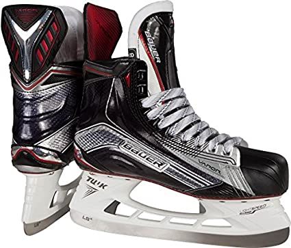 5503e89c629 Image Unavailable. Image not available for. Color  Bauer Vapor 1X Ice Skates   JUNIOR