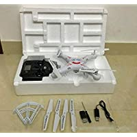 New Quadcopter 6 Axis Gyro Headless Mode RC Drone With 2MP HD Camera