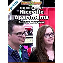 Clip: Lego Wreck-It Ralph Niceville Apartments Builder Interview