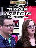 Clip: Lego Wreck-It Ralph Niceville Apartments Builder Interview