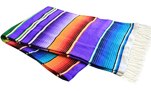 mexican-serape-saltillo-blanket-x-large-purple