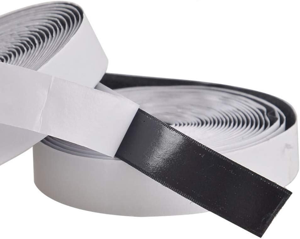 1 metro Blanco hzyy Cinta adhesiva de nailon para el hogar y el hogar 16 mm