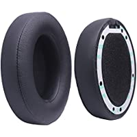 Bingle Replacement Ear pads for Beats Studio / Studio2.0 - Protein Leather Memory Foam Ear Cushion Pads Earpads Ear Cups for Beats Studio 2.0 Wired / Studio 2.0 Wireless B0500 / B0501 (1Pair Black )