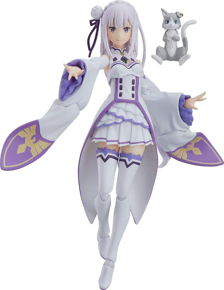 RE:ZERO Starting Life in Another World Ram Figma Action Figure # 347 Max Factory