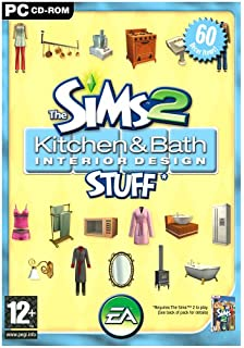 The Sims 2 Kitchen Bath Interior Design Stuff PC