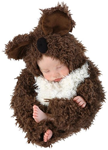 Costumes For Babies Australia (Princess Paradise Baby's Anne Geddes Koala, Brown/White, 0-3 Months)