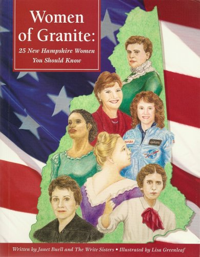 Women of Granite: 25 New Hampshire Women You Should Know (America's Notable Women)