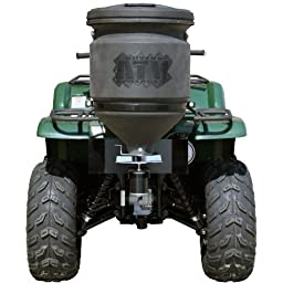 Buyers ATVS15A 15-Gallon ATV Broadcast Spreader With Rain Cover