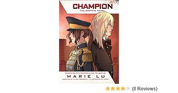 Amazon champion the graphic novel legend ebook marie lu amazon champion the graphic novel legend ebook marie lu kindle store fandeluxe Images