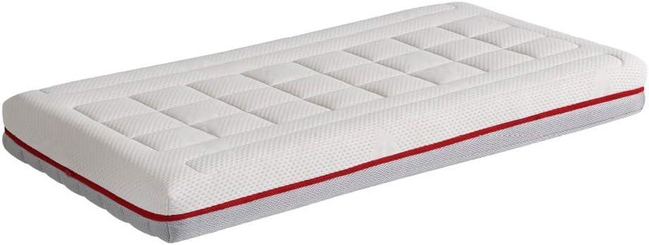 Ecus Kids, El colchón de cuna Pigü, es el colchón cuna que ayuda a corregir el síndrome de cabeza plana del bebé - 120x60x12