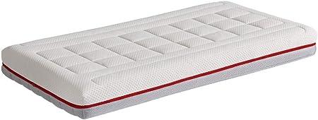 Este colchón para cuna tiene un peso de 3,9 kg y una altura de 12 cm,Para facilitar el mantenimiento