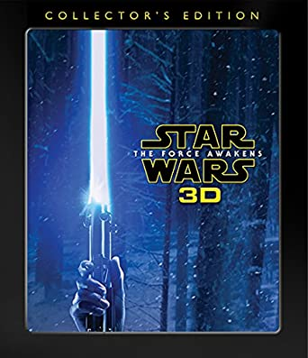 Star Wars: The Force Awakens [3D] [Blu Ray]
