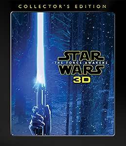 Star Wars: The Force Awakens [3D] [Blu-ray]