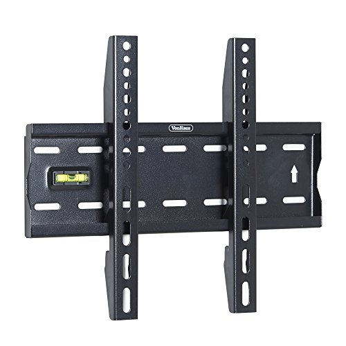 VonHaus Ultra Slim TV Wall Mount for 15-42 inch LCD LED 3D Plasma TVs Super Strong 88lbs Weight Capacity