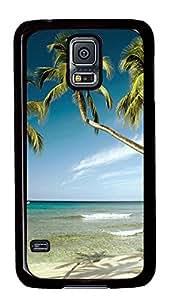 protective Samsung Galaxy S5 covers King S Beach Barbados PC Black Custom Samsung Galaxy S5 Case Cover