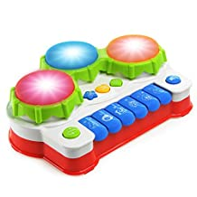 NextX Baby Electronic Piano Keyboard,Musical Instruments Knock Playing Educational Toys for boys and girls