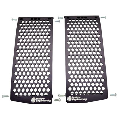 Enduro Engineering Radiator Guards - Fits: Yamaha YZ125 2005-2018 by Enduro Engineering