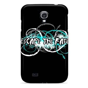 New Snap-on Doris Shop Skin Case Cover Compatible With Galaxy S4- Escape The Fate