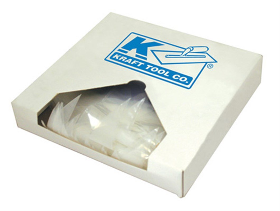 Kraft Tool WL009 Disposable Grout Bags, 50-Pack