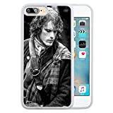 iPhone 7 Plus 5.5 Case,TV Series Outlander White TPU and PC Case for iPhone 7 Plus 5.5