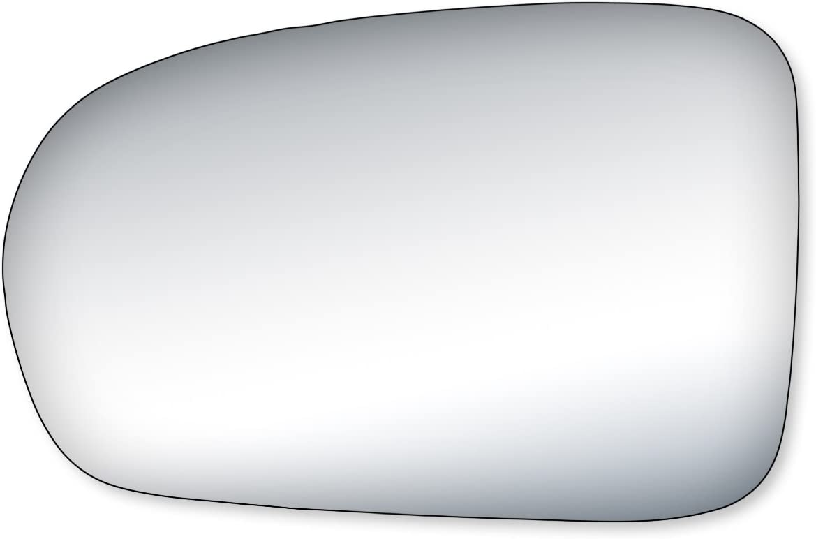 Fit System 99179 Honda Civic Driver//Passenger Side Replacement Mirror Glass