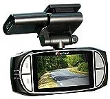 NavGear Super-HD-Dashcam MDV-3300.SHD, G-Sensor, Weitwinkel, GPS