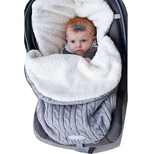 Sleepsacks Bag Liners Sleeping - Decha Newborn Baby Unisex Winter Warm Swaddle Blanket Wrap Toddler Sleeping Bag Sleep Sack Soft Cushion Infant Head Baby Body Support Antiallergic