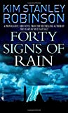 Forty Signs of Rain, Kim Stanley Robinson, 0553585800