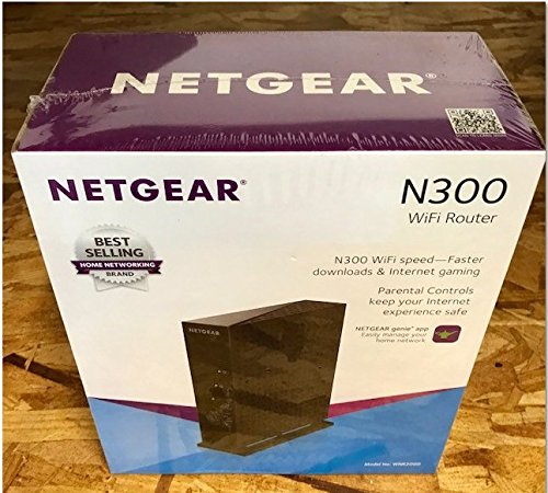 NETGEAR Wireless Router – N300 (WNR2000)