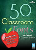 50 Classroom Fonts for PC [Download]