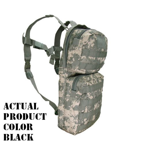 Condor Hydration Carrier - with Bladder (Black) by Condor Outdoor