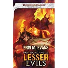 Brimstone Angels: Lesser Evils (Dungeons & Dragons: Forgotten Realms) by Erin M. Evans [04 December 2012]
