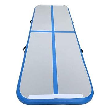 Amazon.com: Inflable Tumbling gimnasia alfombrilla de piso ...