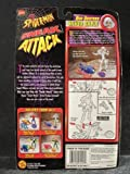 : Spiderman Sneak Attack :Silver Sable Figure