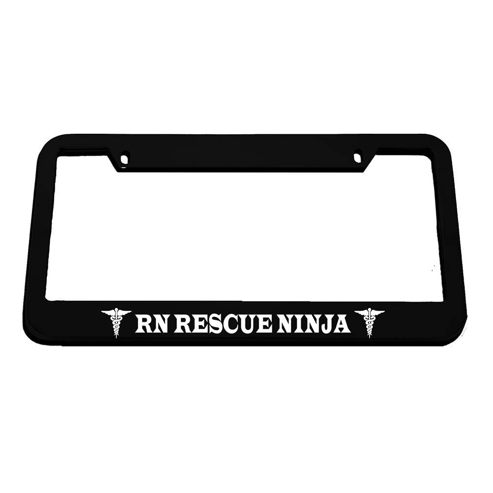 Amazon.com: Speedy Pros Rn Rescue Ninja Zinc Metal License ...
