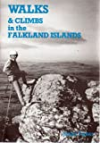 Front cover for the book Walks and Climbs in the Falkland Islands by Julian Fisher