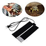 PanDaDa Reptile Heating Pad Under Tank Heater Mat With Temperature Controller