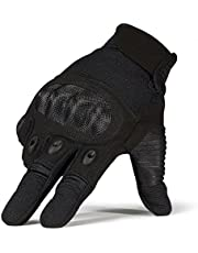 Men's Smart Touch Screen Outdoor Gloves for Motorcycle Camping Hiking