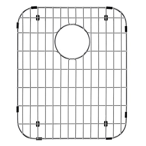 VIGO Stainless Steel Bottom Grid, 13.5-in. x 16.5-in.