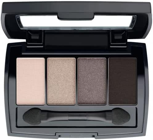 BeYu Color Catch Eye Palette, Sunless Earth Shades, 0.08 Ounce