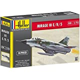 Heller - 80323 - Construction Et Maquettes - Mirage Iii E - Echelle 1/72ème