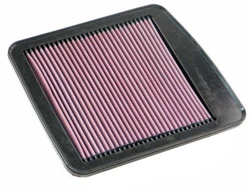 K&N 33-2327 High Performance Replacement Air Filter